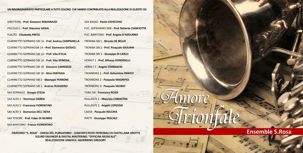 CD Amore Trionfale