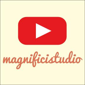 magnifici studio canale youtube